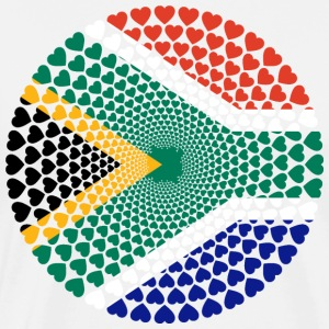 South Africa South Africa Love HERZ Mandala