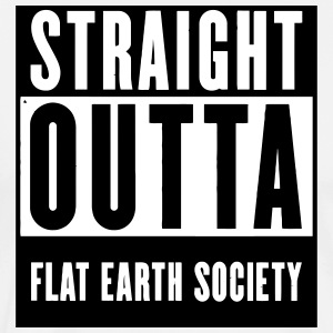 STRAIGHT OUTTA FLAT EARTH SOCIETY