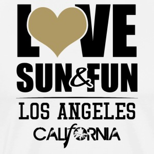 Rakkaus, Sun & Fun · Los Angeles · Kalifornia