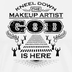 KNEEL LEGEND JOB MAJESTAET MAKEUP ARTIST