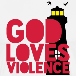 God loves Violence! Shutter Island movie quote