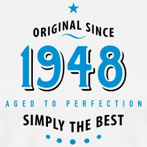 original since 1948 simply the best 70th birthday