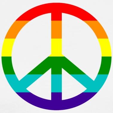 Regnbue Symbol Homoseksuelle