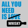 All you need is whisky - Men's Premium T-Shirt