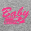 Baby Girl Loading Logo - Men's Premium T-Shirt