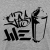 Yes We (spray) Can Graffiti hand style tag - Men's Premium T-Shirt