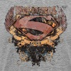 Superman S-Shield Man of Steel Tee shirt manches l - T-shirt Premium Homme