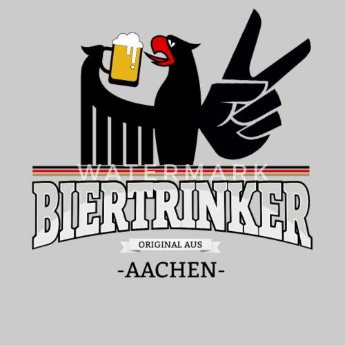 bier aus aachen deutschland von must have shirts spreadshirt. Black Bedroom Furniture Sets. Home Design Ideas