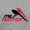 Milf Hunter Sperm Logo - Men's Premium T-Shirt