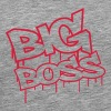 Big Boss Graffiti - Men's Premium T-Shirt