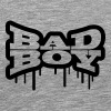 Bathroom graffiti boy bad boy - Men's Premium T-Shirt
