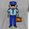Pilot Co-pilot - Men's Premium T-Shirt