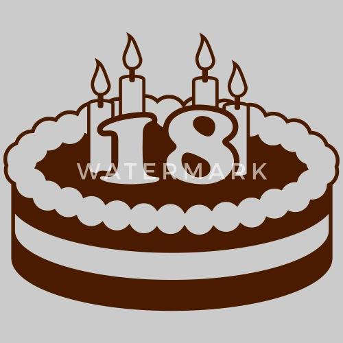 18 Happy Birthday Cake