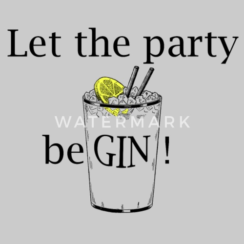 let the party begin   gin and tonic  men u0026 39 s premium t