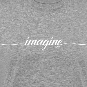 IMAGINE - Premium T-skjorte for menn