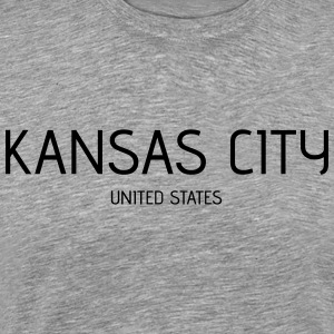 Kansas City - Männer Premium T-Shirt