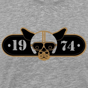 BDMCC 1974 Long Dog - Herre premium T-shirt