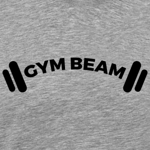 Gym Beam - Men's Premium T-Shirt