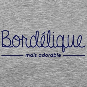 Bordélique mais adorable - T-shirt Premium Homme