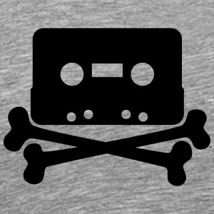 Bass Cassette - Men's Premium T-Shirt