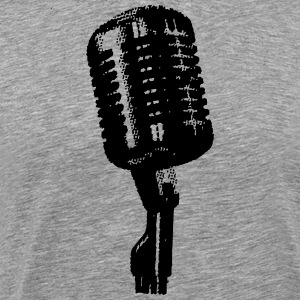 The Mic - Men's Premium T-Shirt