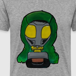 Atomic Boy - Premium-T-shirt herr