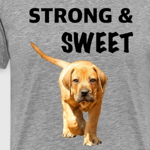 strong sweet - Männer Premium T-Shirt