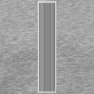 Barcode Think positive - Männer Premium T-Shirt
