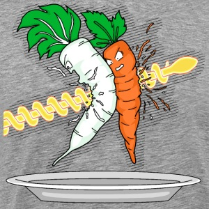 Makankosalad !!! - Men's Premium T-Shirt