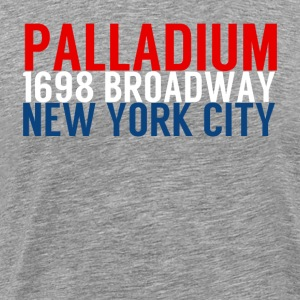 Palladium 1698 Broadway New York City - T-shirt Premium Homme