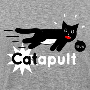 Catapult - Premium T-skjorte for menn