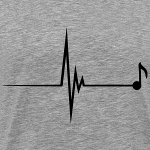 Heartbeat Music Note Pulse