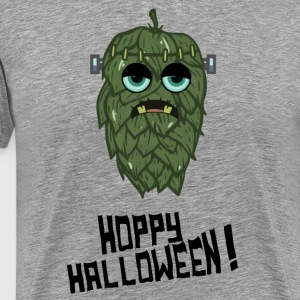 Limited Edition: Hoppy HALLOWEEN - Premium T-skjorte for menn