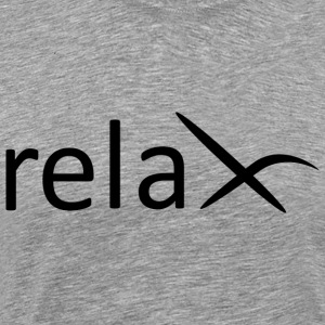 relax 1 - T-shirt Premium Homme