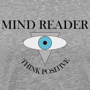 Mind Reader - Mannen Premium T-shirt