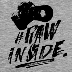 RAW INSIDE - Männer Premium T-Shirt