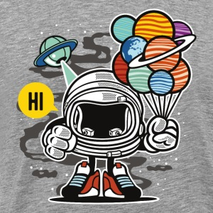 Gift From Outer Space - Men's Premium T-Shirt