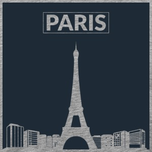 Paris - 2015 Collection - Premium T-skjorte for menn