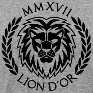 LION D'OR - Premium-T-shirt herr