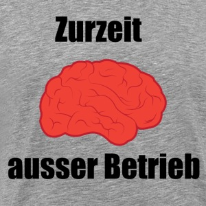 Brain ur drift - Premium-T-shirt herr