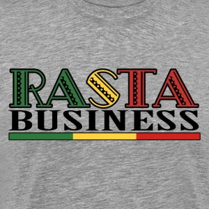 Rasta Business - T-shirt Premium Homme