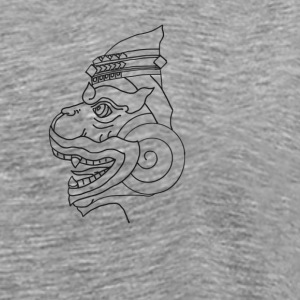 Hanuman - Men's Premium T-Shirt