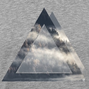 triangle - Men's Premium T-Shirt