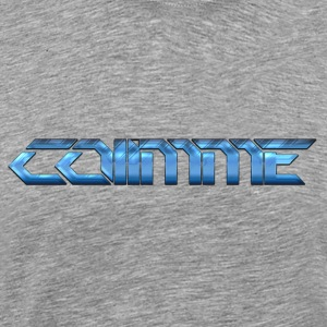 Co11mme SCRIPT - Men's Premium T-Shirt