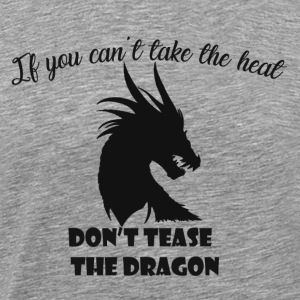 dragon 2 - Premium-T-shirt herr