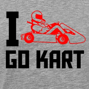 go Kart - Men's Premium T-Shirt