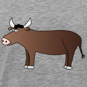 Bull | Bull | Cattle Cattle About us | farm - Men's Premium T-Shirt