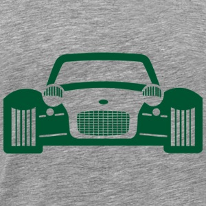 race car - Men's Premium T-Shirt