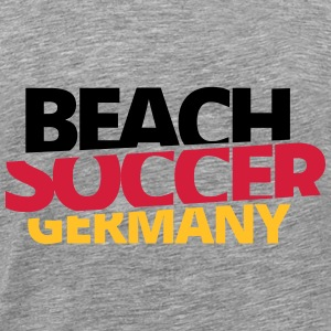 BEACHSOCCER GERMANY - Men's Premium T-Shirt