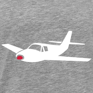 small aircraft (colors can be customized!) - Men's Premium T-Shirt